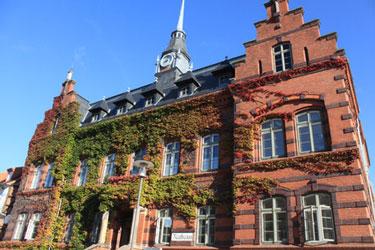 Rathaus von Plau am See
