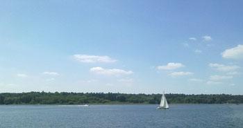 Bild See Mecklenburger Seenplatte